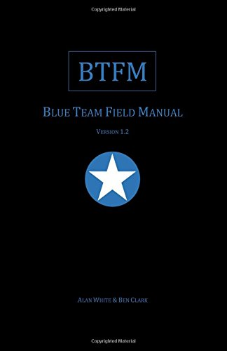 Blue Team Field Manual (BTFM) (RTFM) por Alan J White