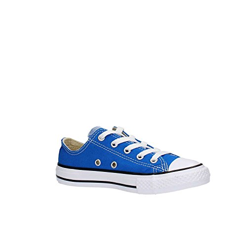 Converse Chuck Taylor All Star Junior Soar Blue Textile Trainers Soar Blue