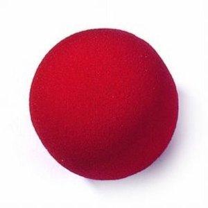 Clown-Nase Schaumgummi Schaumstoff, rot, 4 (Clown Rot Nasen)