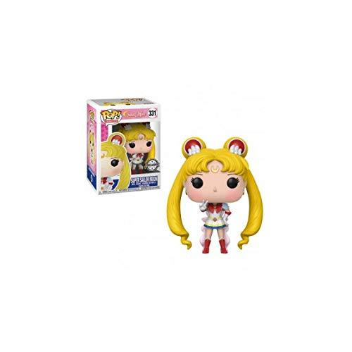 Funko Sailor Moon Geschenk-Idee für Weihnachten, Comics, Manga, Serie TV, Mehrfarbig, 23892