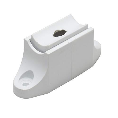 Preisvergleich Produktbild Kurbelhalter Markisenkurbel Halterung Magnet Farbe Weiß 1 Stück