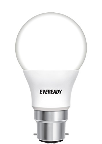 Eveready Base B22D 3-Watt LED Bulb (Cool Day Light)