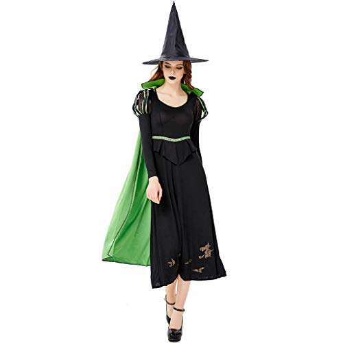 Hut Kostüm Audrey Hepburn - Langes Rock ALISIAM Fasching Kostüm Damen Halloween Kostüme Mädchenkleid der Frauen Cosplay Halloween-Mädchenkleidungs-Festival Halloween Kostüme Hüte, Kleider, Schürzen