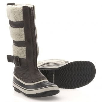 Sorel Helen Of Tundra II 2012 Olive Green Stone, Unisex adulto, marrone, 38 EU