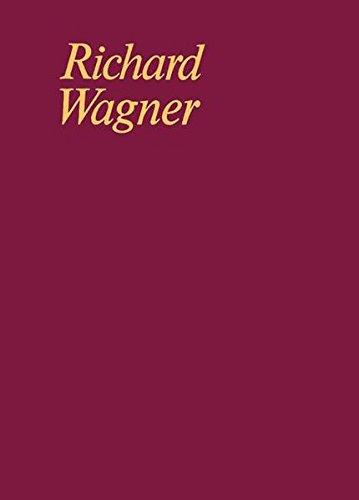 Parsifal: Dokumentenband. WWV 111. (Richard Wagner - Sämtliche Werke)