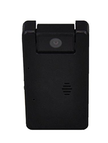 Mobile HD Mini IP WLAN Überwachungskamera Sport-Cam Dash-Cam bis 256 GB Speicher, Linse 180° schwenkbar Bewegungserkennung Alarm. Weltweiter Zugriff