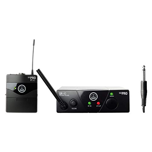 AKG WMS40 MINI INST ISM1 - Sistema microfonico Wireless Plug-and-Play