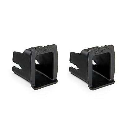 Hauck 340035 Befestigungssysteme für Autositze Connect Me (Einführhilfe für Isofix)