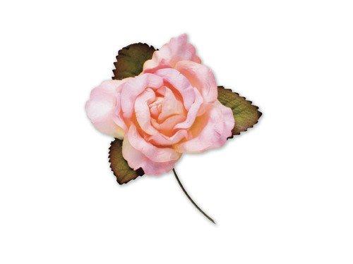 pink-paper-roses-45-cm-12-pieces-craft-product-unique