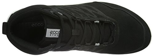 Ecco Damen Exceed Sneakers Schwarz (BLACK02001)
