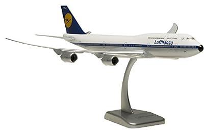 "Boeing 747-800 Lufthansa ""Retro Design"" Maßstab 1:200 von Limox Wings"