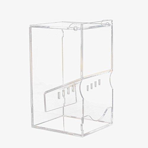 Futternapf Futterhaus Futterautomat Kleine Nager Futternapf für Haustier Kaninchen Meerschweinchen Hamster Food Container