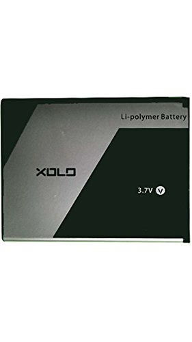 T1000 Battery for Xolo Mobile/Battery for Xolo Play T1000 + Freebie of rs.125 - by Zougle