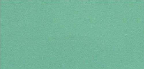 Wachsplatte pastellgrün 20x10 cm - 9739 - Verzierwachsplatte 200x100 mm für Kerzen