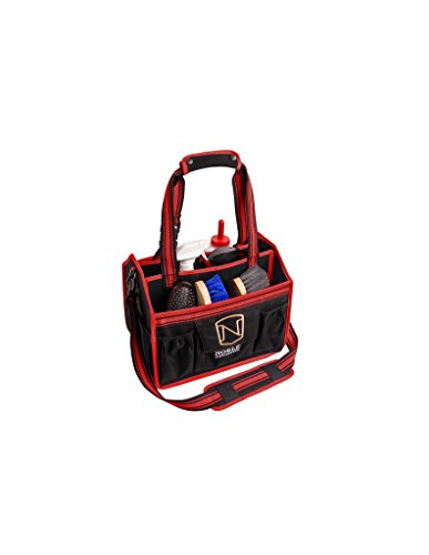 Noble Outfitters Equin Essential Tote/Fellpflege Tasche, rot