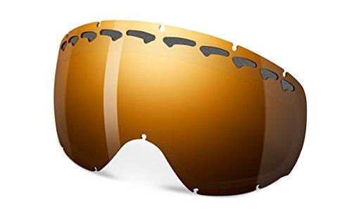 Oakley Crowbar - Lente de recambio (iridio), color dorado