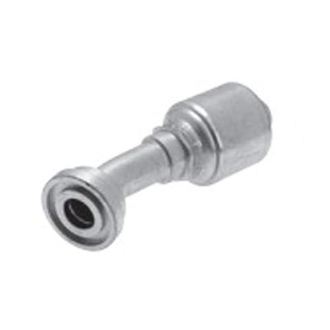 Gates Fluid Power 7347–04646–5Schlauch Armatur 12gs16fl67m 1.1/4Zoll Bohrung zu 1.1/2in Global Spiral Flansch 3000PSI 60Swept Ellenbogen GS