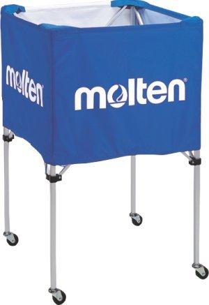 molten BK0012-B Ballwagen, Blau, 640 x 640 x 500 mm