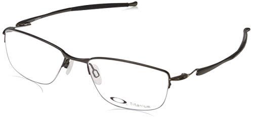 Ray-Ban Herren 0OX8037 Brillengestelle, Braun (Satin Black), 54