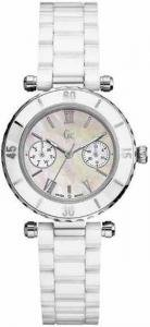 Gc Guess Collection Diver Chic Reloj para mujeres Con elementos de cerámica