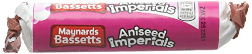 Trebor Aniseed Imperial Roll (Pack of 20)