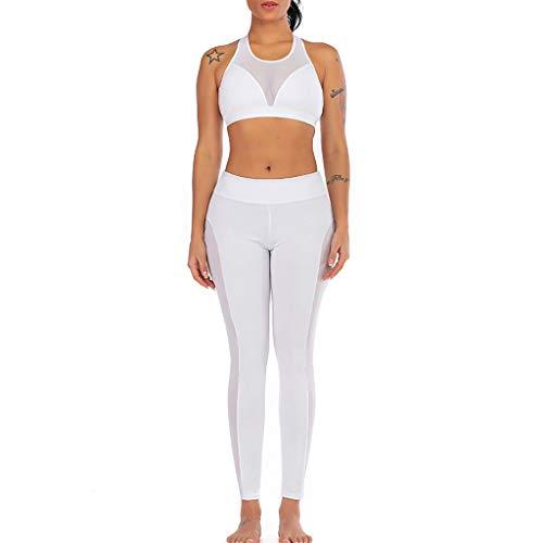 Setsail Die Perspektive-Feste Yoga-Weste der Art- und WeiseDamen trägt Eignungs-gesetzte elastische Oberseiten Hosen zur Schau - Die Weißen Streifen Gestreiften Rock
