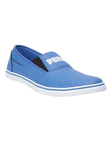 PUMA Men's Funk Slip on IDP Team Royal White Sneakers-11 UK/India (46 EU) (4062449011470)