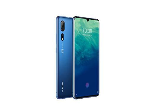ZTE Axon 10 Pro 16,4 cm (6.47') 6 GB 128 GB SIM Doble 4G Azul 4000 mAh - Smartphone (16,4 cm (6.47'), 6 GB, 128 GB, 48 MP, Android 9.0, Azul)