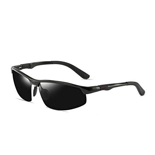 HHCUIJ Photochrome sonnenbrille männer polarisierte brille männlich farbe ändern sonnenbrille tag nachtsicht fahren brillen