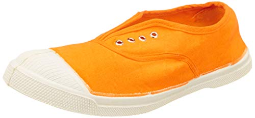 Bensimon Tennis Elly Baskets - Femme - Orange (Curcuma 0771) - 39 EU