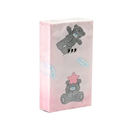 Me to You Pink Printed Pocket