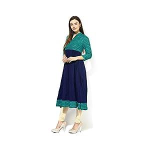 AnjuShree Choice Women Stitched Cotton Kurti Kurtis for women