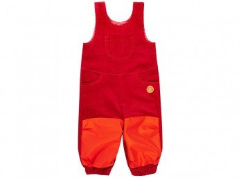 finkid Unisex KUUTIO pepper/fire 100/110