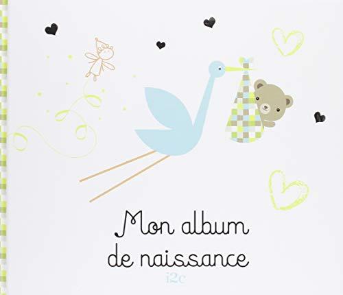 Mon album de naissance Garçon par Carole Guermonprez