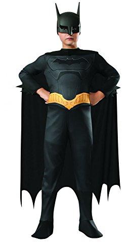 Beware the Batman Kostüm für Kinder, (Dunkle Kinder Ritter Kostüme)