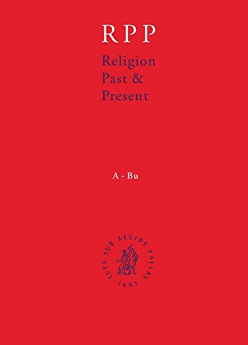 [Religion Past and Present: Nat-Pes: Encyclopedia of Theology and Religion] (By: Hans Dieter Betz) [published: December, 2010]