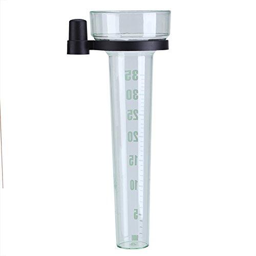 Pluviomètre Mesure précise tube de la pluie pour jardin Terrasse extérieure 35mm Capacité