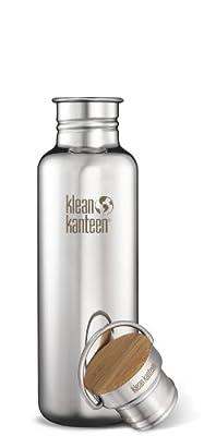 Klean Kanteen Reflect 800ml Flasche Stahl poliert 2015