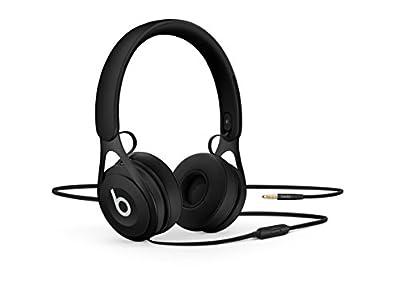 """Beats ML992ZM/A EPApple Beats EP. Tipo di auricolare: Stereofonico, Fattore di forma: Padiglione auricolare, Colore del prodotto: Nero. Tecnologia di connessione: Cablato, Compatibilità marca: Apple. Tipo interfaccia: 3.5 mm (1/8""""). Disegno a..."""