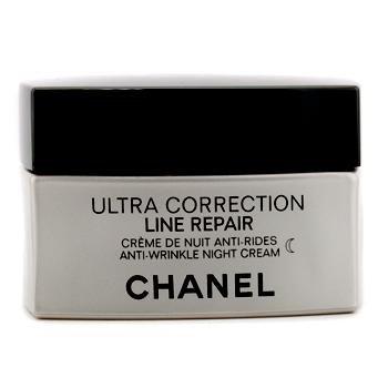 Chanel Précision Ultra Correction Line Repair de Nuit anti rides crema 50 g