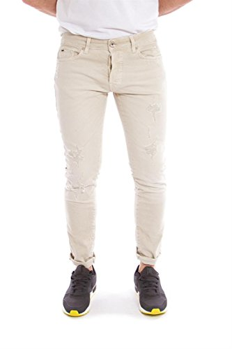 GAS - Jeans - Homme Beige