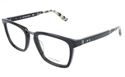 Calvin Klein Unisex-Erwachsene Ck8566 35202 001-0-20-140 Brillengestelle, Schwarz, 51