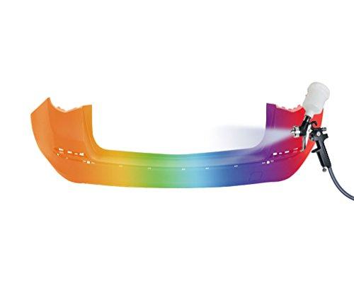 Preisvergleich Produktbild Neu Lackiert in Wunschfarbe Stoßstange Hinten Lackierbar