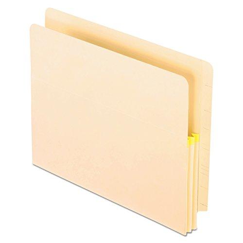 Pendaflex Convertble Datei, gerader Schnitt, Ende/Top Tab, 1-3/10,2cm Expansion, Letter-Format, Manila, 25pro Box (12831) (Datei-ordner Registerkarte Tasche)