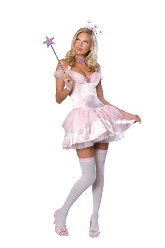 Rubie's Glinda - Zauberer von Unzen - Geheimnis Wishes - Adult Kostüm