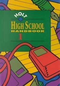 High School Handbook 1 by John Warriner (1995-01-01) par John Warriner
