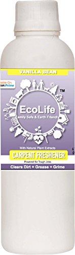 ECOLIFE 100% Natural Carpet Freshener, Vanilla Bean (200ml)