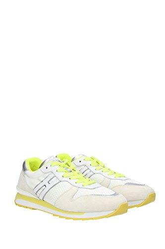 HXW2610Q900C9M Hogan Sneakers Damen Wildleder Beige Beige