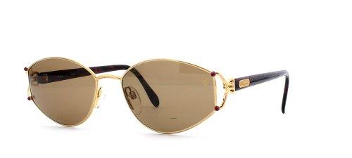 Chopard Damen Sonnenbrille Gold Gold Red