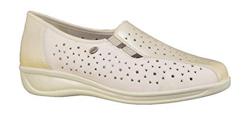 ARA Womens 12-36386 Loafers Bianco